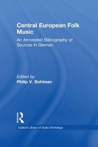 Cover Central European Folk Music