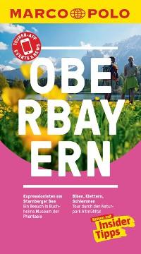 Cover MARCO POLO Reiseführer Oberbayern