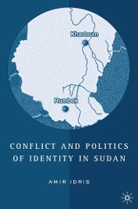Cover Conflict and Politics of Identity in Sudan