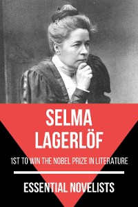 Cover Essential Novelists - Selma Lagerlöf