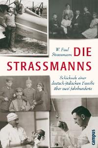 Cover Die Strassmanns
