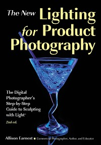 Cover The New Lighting for Product Photography
