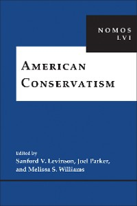 Cover American Conservatism