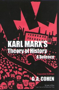 Cover Karl Marx's Theory of History