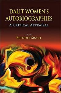 Cover Dalit Women's Autobiographies