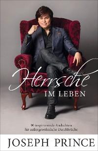 Cover Herrsche im Leben