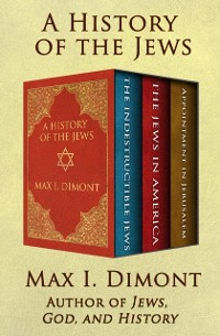 Cover History of the Jews