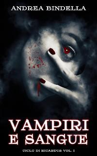 Cover Un Nuono Nemico - romanzo thriller fantasy