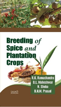 Cover Breeding Of Spice And Plantation Crops