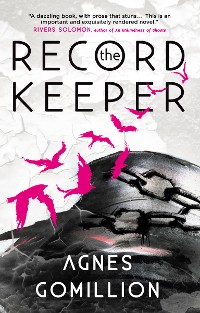 Cover The Record Keeper