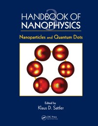 Cover Handbook of Nanophysics