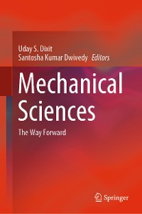 Cover Mechanical Sciences