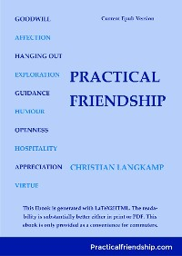 Cover Practical Friendship