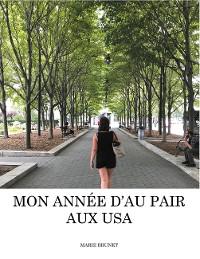 Cover Mon année d'Au Pair aux USA