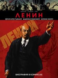 Cover Ленин. Биография в комиксах