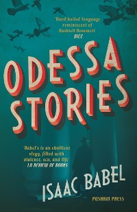 Cover Odessa Stories