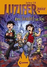 Cover Luzifer junior 4 - Der Teufel ist los