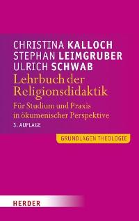 Cover Lehrbuch der Religionsdidaktik