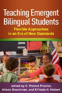 Cover Teaching Emergent Bilingual Students