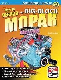Cover How to Rebuild the Big-Block Mopar