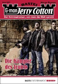 Cover Jerry Cotton 3287 - Krimi-Serie