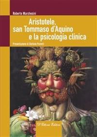 Cover Aristotele, san Tommaso d'Aquino e la psicologia clinica