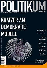 Cover Kratzer am Demokratiemodell