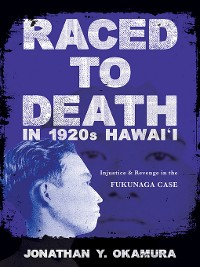 Cover Raced to Death in 1920s Hawai'i
