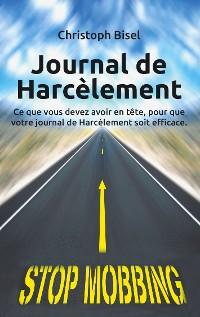 Cover Journal de Harcèlement