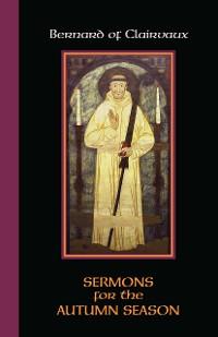 Cover Sermons for the Autumn Season