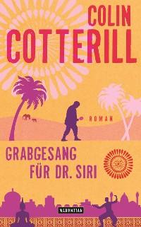 Cover Grabgesang für Dr. Siri
