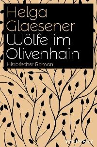 Cover Wölfe im Olivenhain