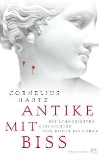 Cover Antike mit Biss