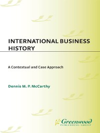 Cover International Business History