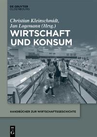 Cover Konsum im 19. und 20. Jahrhundert