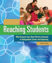 Cover Reaching Students