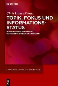 Cover Topik, Fokus und Informationsstatus