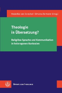 Cover Theologie in Übersetzung?