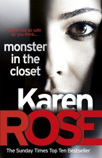 Cover Monster In The Closet (The Baltimore Series Book 5)
