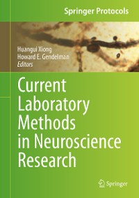 Cover Current Laboratory Methods in Neuroscience Research