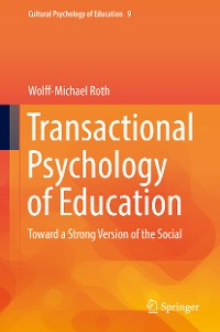 Cover Transactional Psychology of Education