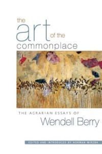 Cover The Art of the Commonplace