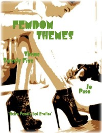 "Cover Femdom Themes - Theme Twenty Five - ""Retro Female Led Erotica"""