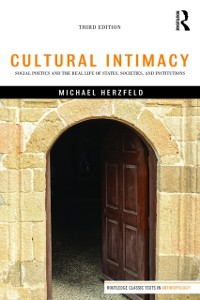 Cover Cultural Intimacy
