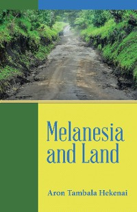 Cover Melanesia and Land