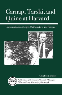 Cover Carnap, Tarski, and Quine at Harvard