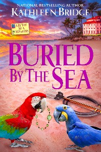 Cover Buried by the Sea