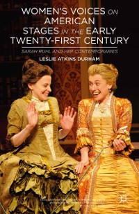 Cover Women's Voices on American Stages in the Early Twenty-First Century