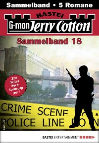 Cover Jerry Cotton Sammelband 18 - Krimi-Serie