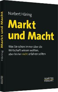Cover Markt und Macht
